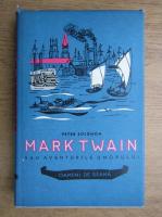 Anticariat: Petre Solomon - Mark Twain sau aventurile umorului