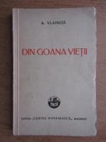 Anticariat: Al. Vlahuta - Din goana vietii (1944)