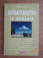 Anticariat: Calin N. Turcu - Extraterestrii in Romania