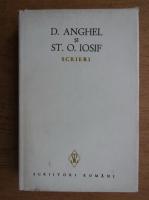 Anticariat: D. Anghel - Scrieri (volumul 1)