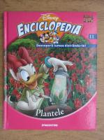 Anticariat: Enciclopedia Disney. Descopera lumea distrandu-te! Plantele (volumul 11)