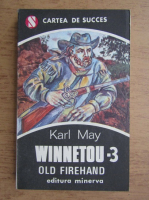 Anticariat: Karl May - Winnetou, volumul 3. Old Firehand