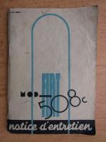 Anticariat: Modele 508 C (1939)