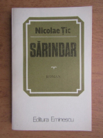 Anticariat: Nicolae Tic - Sarindar