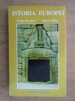 Serge Berstein - Istoria Europei, volumul 1. Mostenirea Antichitatii