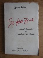 Anticariat: Zaharia Barsan - Se face ziua (1945)