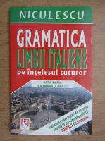 Anna Maria Hoffmann di Marzio - Gramatica limbii italiene pe intelesul tuturor