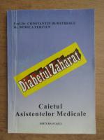 Anticariat: Constantin Dumitrescu - Diabetul zaharat