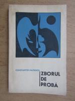 Constantin Mateescu - Zborul de proba