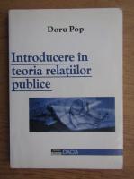 Anticariat: Doru Pop - Introducere in teoria relatiilor publice
