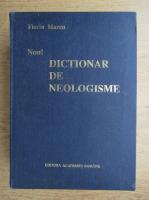 Florin Marcu - Noul dictionar de neologisme
