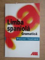Jochen Schleyer - Limba spaniola, gramatica