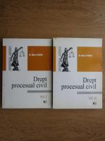 Anticariat: Maria Fodor - Drept procesual civil (2 volume)