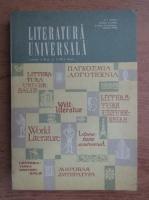 N. I. Barbu - Literatura universala