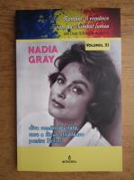 Anticariat: Nadia Gray - Diva romana uitata care a facut striptease pentru Fellini
