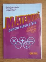 Stefan Smarandache - Matematica pentru clasa a V-a