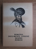 Teodor Bucur, Tahsin Gemil - Romania, documente straine despre romani