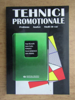 Virgil Balaure - Tehnici promotionale