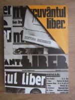Anticariat: Cuvantul Liber, in apararea independentei si integritatii Romaniei