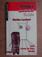 Flavius Lucacel - Trilogia spatiului inchis