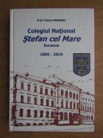 Florin Moraru - Colegiul national Stefan cel Mare Suceava