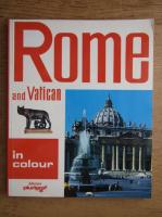 Anticariat: Loretta Santini - Rome and Vatican