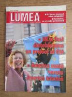 Anticariat: Revista Lumea, an XXII, nr. 8 (281), 2016