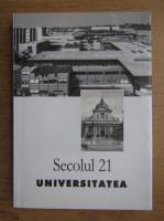 Anticariat: Secolul 21, Universitatea, 10-11-12, 2003