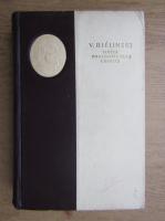 Anticariat: V. G. Bielinski - Textes philosophiques choisis (1948)