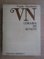 Anticariat: Vasile Nicolescu - Corabia de sunete