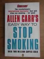 Allen Carr - Easy way to stop smoking