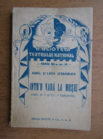 Anticariat: Aurel Serbanescu - Intr-o vara la mosie (1925)