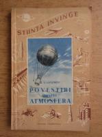 Anticariat: B. Liapunov - Povestiri despre atmosfera