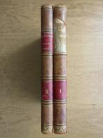 Anticariat: Demoustier - Lettres a Emilie sur la mythologie (2 volume, 1835)