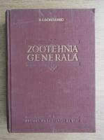 Anticariat: E. I. Borisenko - Zootehnia generala