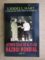 Liddell Hart - Istoria celui de Al Doilea Razboi Mondial (volumul 2)