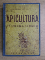 P. S. Scerbina, P. I. Blizniuc - Apicultura (1950)