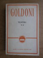 Anticariat: Carlo Goldoni - Teatru (volumul 2)