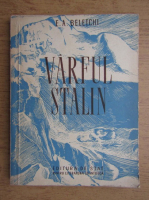E. A. Beletchi - Varful Stalin