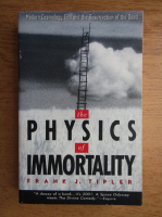 Frank J. Tipler - The physics of immorality