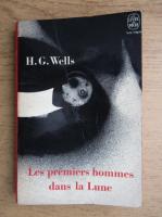 Anticariat: H. G. Wells - Les premiers himmes dans la lune