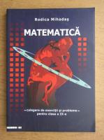 Rodica Mihadas - Matematica. Culegere de exercitii si probleme pentru clasa a IX-a