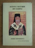 Anticariat: Sfantul Nectarie de Eghina. Schita biografica