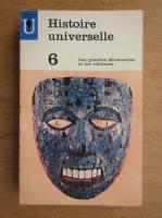 Anticariat: Carl Grimberg - Histoire universelle, volumul 6. Les grandes decouvertes et les reformes