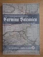 Anticariat: Carmina Balcanica, anul 4, nr. 1 (6), mai 2011