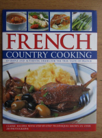 Anticariat: Carole Clements - French country cooking
