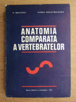 Anticariat: D. Miscalencu - Anatomia comparata a vertebratelor