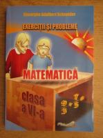 Gheorghe Adalbert Schneider - Matematica. Exercitii si probleme pentru clasa a VI-a (2013)
