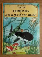 Herge - Aventurile lui Tintin. Comoara lui Rackham cel Rosu