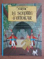 Herge - Le sceptre s'Ottokar